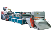 3D PP Sheet Extrusion Line