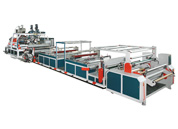 PP/PE Single-layer,  Multi-layer High Speed Casting Sheet Machine
