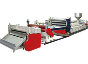 PP、PE 1-3 Layers Foaming Sheet Extruder