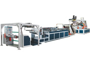 High-speed Single Layer, Multi Layers PS, PP Sheet Making Machine
