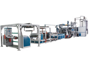 SZJP-DC-135 PET High-speed Sheet Machine